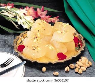 Delicious Sweet Pumpkin's Pieces