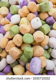 Delicious taro pearl color type