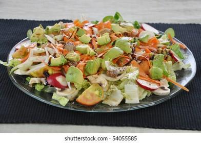Delicious Tasty Nutritious Salad