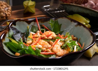 Delicious Thai food prepared by authentic Thai chefs who have strong spicy seasonings from authentic Thai spices.