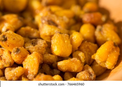 Delicious toasted corn