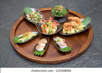 Delicious traditional Balinese food