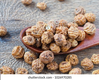 Deliciously served superfood, unstripped tiger nuts