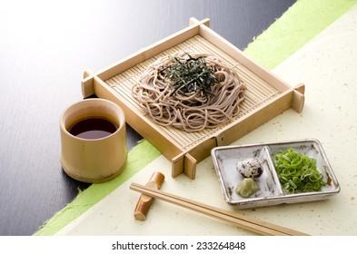 delisious buckweat noodles