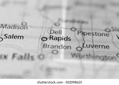 Dell Rapids, South Dakota, USA.