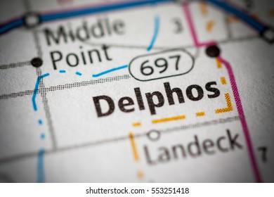 Delphos. Ohio. USA