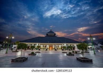 The Demak Mosque