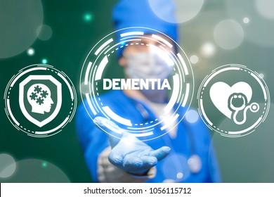 Dementia Disease Care Healthcare.