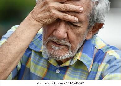 Dementia And Latino Person