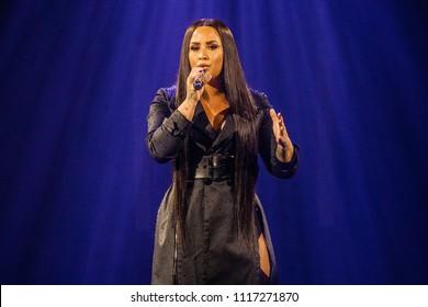 Demi Lovato, June 18th 2018, AFAS Live in Amsterdam