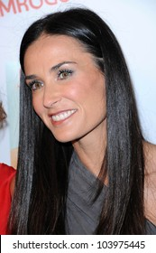 Demi Moore at the Book Launch Party for 'How To Rule The World From Your Couch'. STK, Los Angeles, CA. 10-19-09