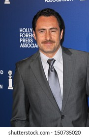 Demian Bichir at the Hollywood Foreign Press Association's 2013 Annual Luncheon at the Beverly Hilton Hotel. August 13, 2013  Beverly Hills, CA