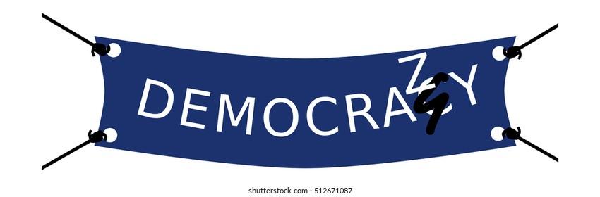 Democracy joke