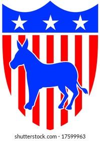 Democrat crest - JPG