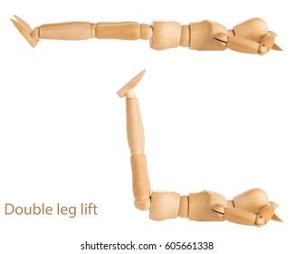 leg lift images stock photos  vectors  shutterstock