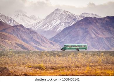 Denali Alaska Bus
