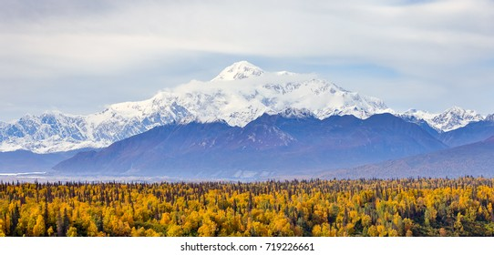 Denali in the Fall