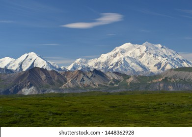 Denali and Mt. Brooks Make the Hills Look Small