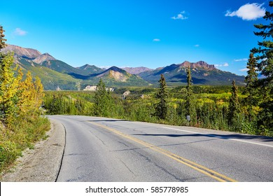 Denali National Park and Preserve, Alaska, USA