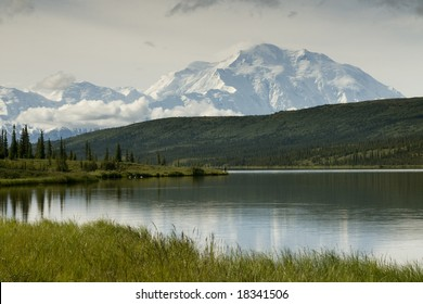 Denali National Park and Wonder Lake