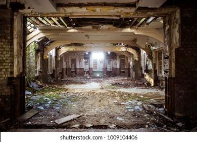 Denbigh Insane Asylum
