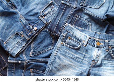Denim bottoms