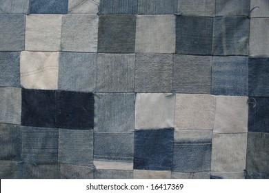 Denim Quilt Texture 2