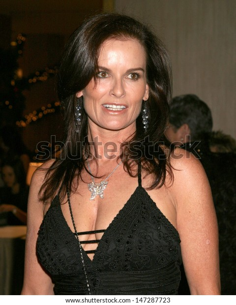 Denise Brown Attends Spirit Hollywood Awards Stock Photo