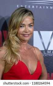 """Denise Richards attends  Skyline Entertainment's  """"The ToyBox"""" Los Angeles  Premiere at Laemmle's NoHo 7, North Hollywood, California on September 14th, 2018"""
