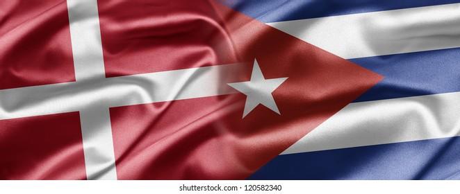Denmark and Cuba