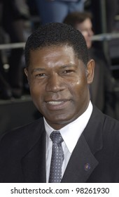 DENNIS HAYSBERT at the 9th Annual SCREEN ACTORS GUILD AWARDS in Los Angeles. March 9, 2003
