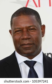 Dennis Haysbert at the AFI Life Achievement Award Honoring Shirley MacLaine, Sony Pictures Studios, Culver City, CA 06-07-12