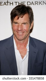 Dennis Quaid at the Los Angeles premiere of 'Beneath The Darkness' held at the Egyptian Theatre in Hollywood, USA on January 4, 2012.