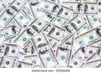 The denomination of one hundred dollars.