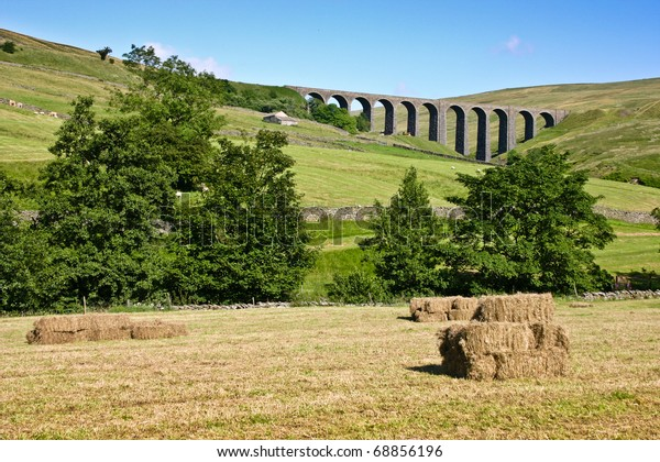 Dent Head Viaduct, Yorkshire Dales