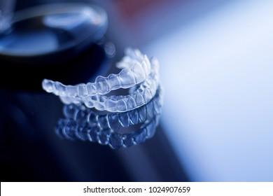 Dental aligner. Invisible dental orthodontics
