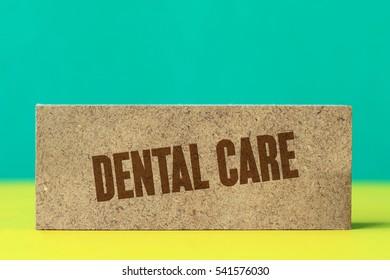Dental Care, Health Concept