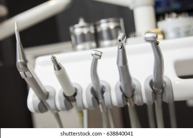 Dental drills and instruments