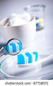 dental health care and sterile conditions
