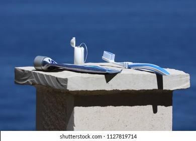 Dental hygiene kit