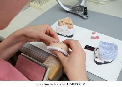 dental technical working