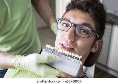 Dentist bleaching compare