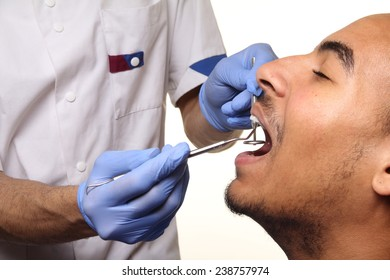 Dentist Man