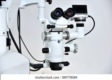 dentist microscope with camera for teeth
