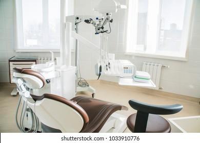 dentist's medical office