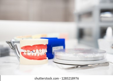Digital Dentures Stock Photos, Images & Photography