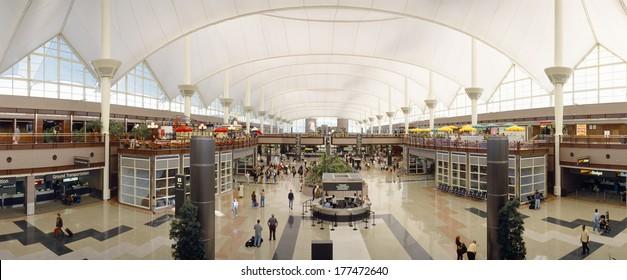 Denver Airport, Colorado