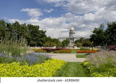 Denver Capitol Summer 2010