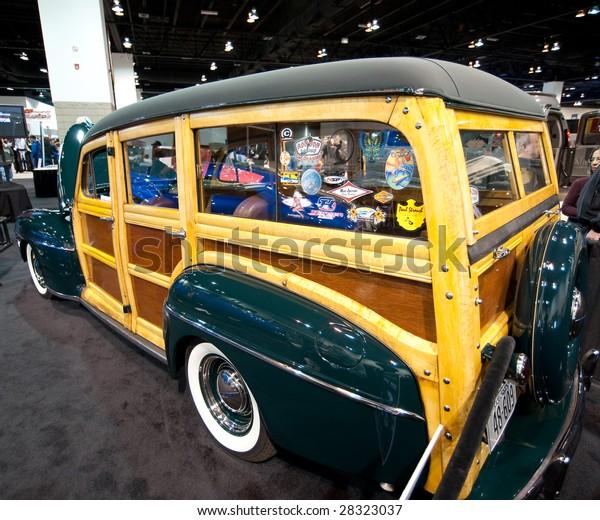 Classic Cars Denver >> Denver Co April 5 Several Classic Stock Photo Edit Now