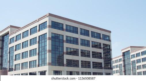 Denver Tech Center Building Color